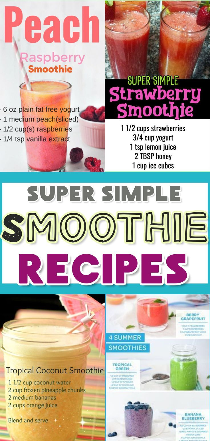 Best Countertop Blenders For Smoothies Reviews (September 2020) Simple Smoothie Recipes Too!