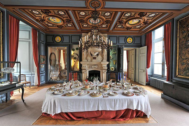 """Résultat de recherche d'images pour """"chateau chambord interieur"""""""