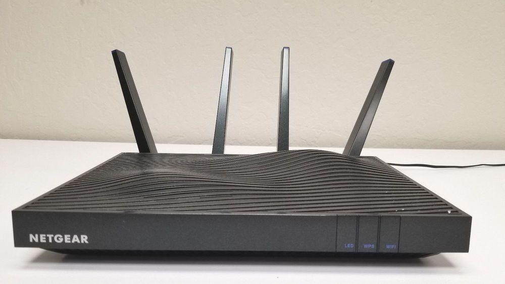 Netgear R8300 Router Vista