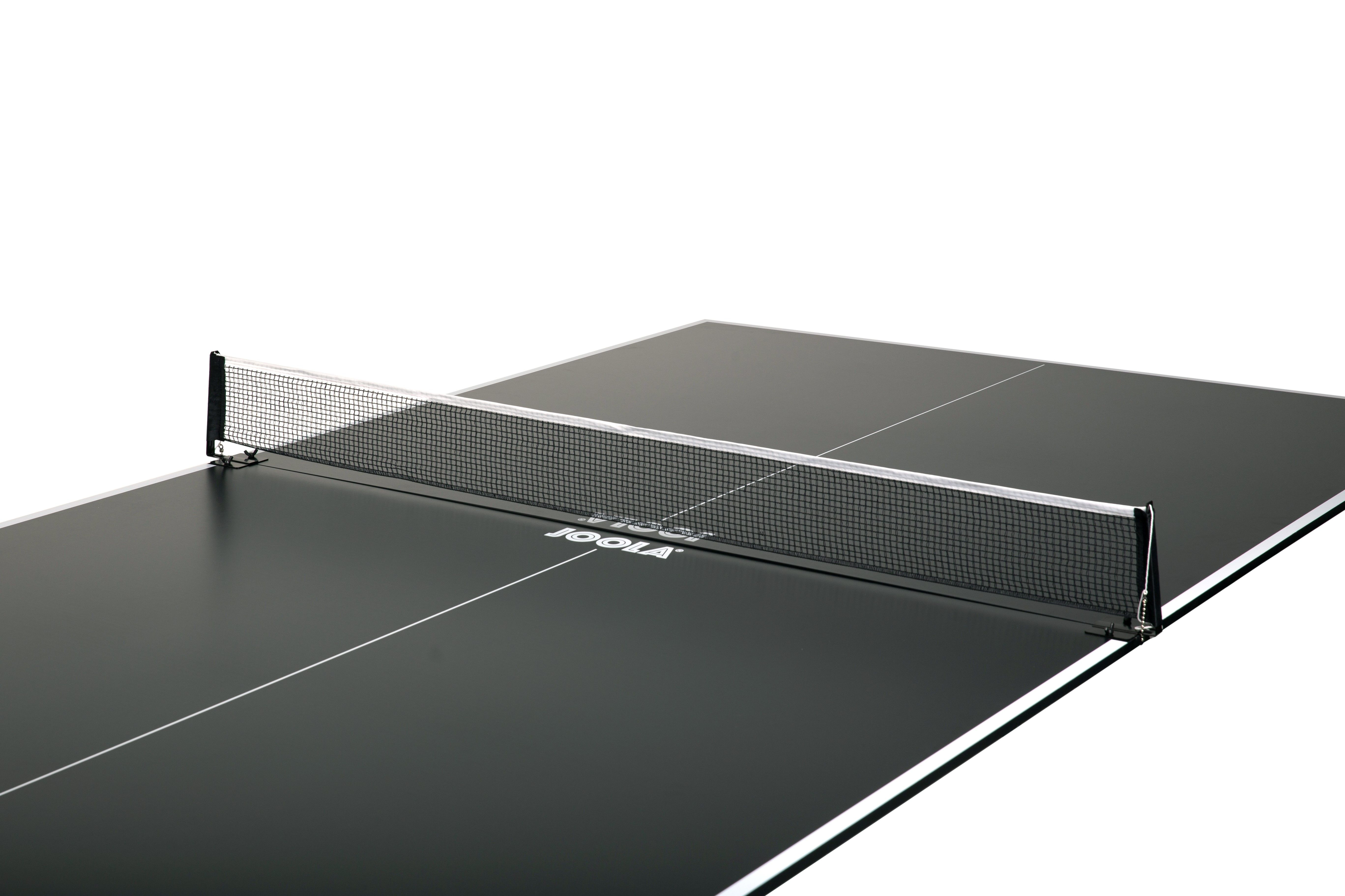 Joola Conversion Table Tennis Top With Foam Backing And Net Set Table Tennis Conversion Top Table Tennis Ping Pong Table Top