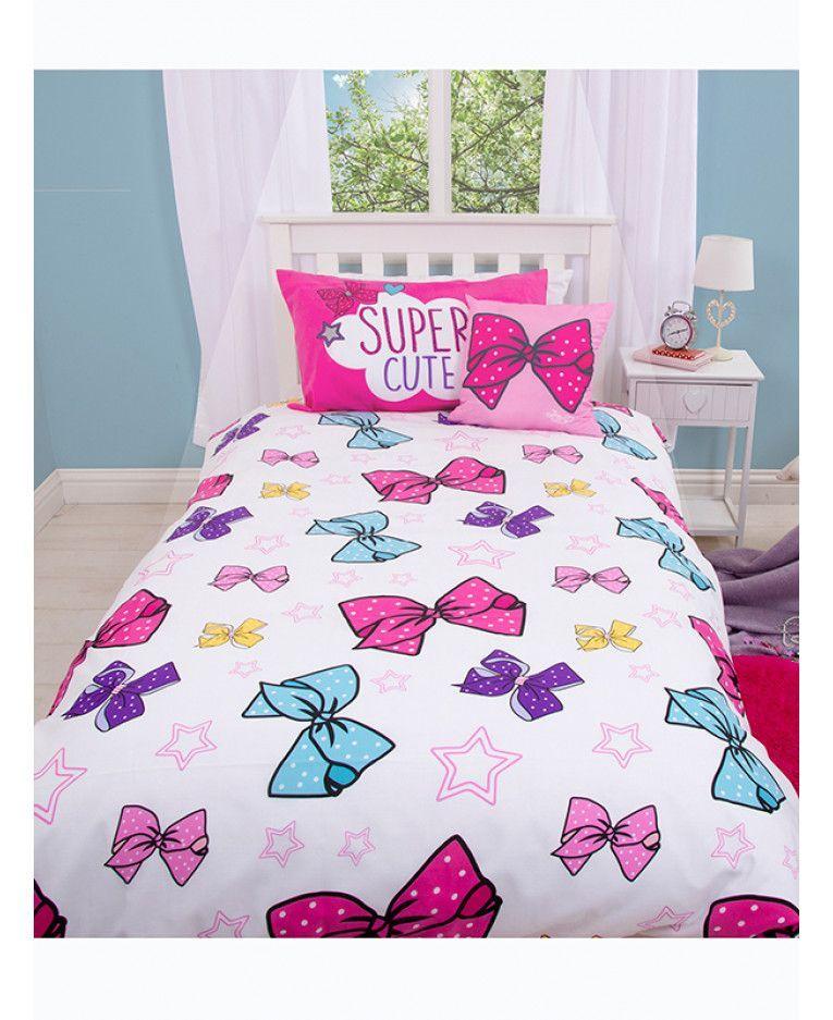 This Official Jojo Siwa Bows Single, Jojo Siwa Bedding Set Full