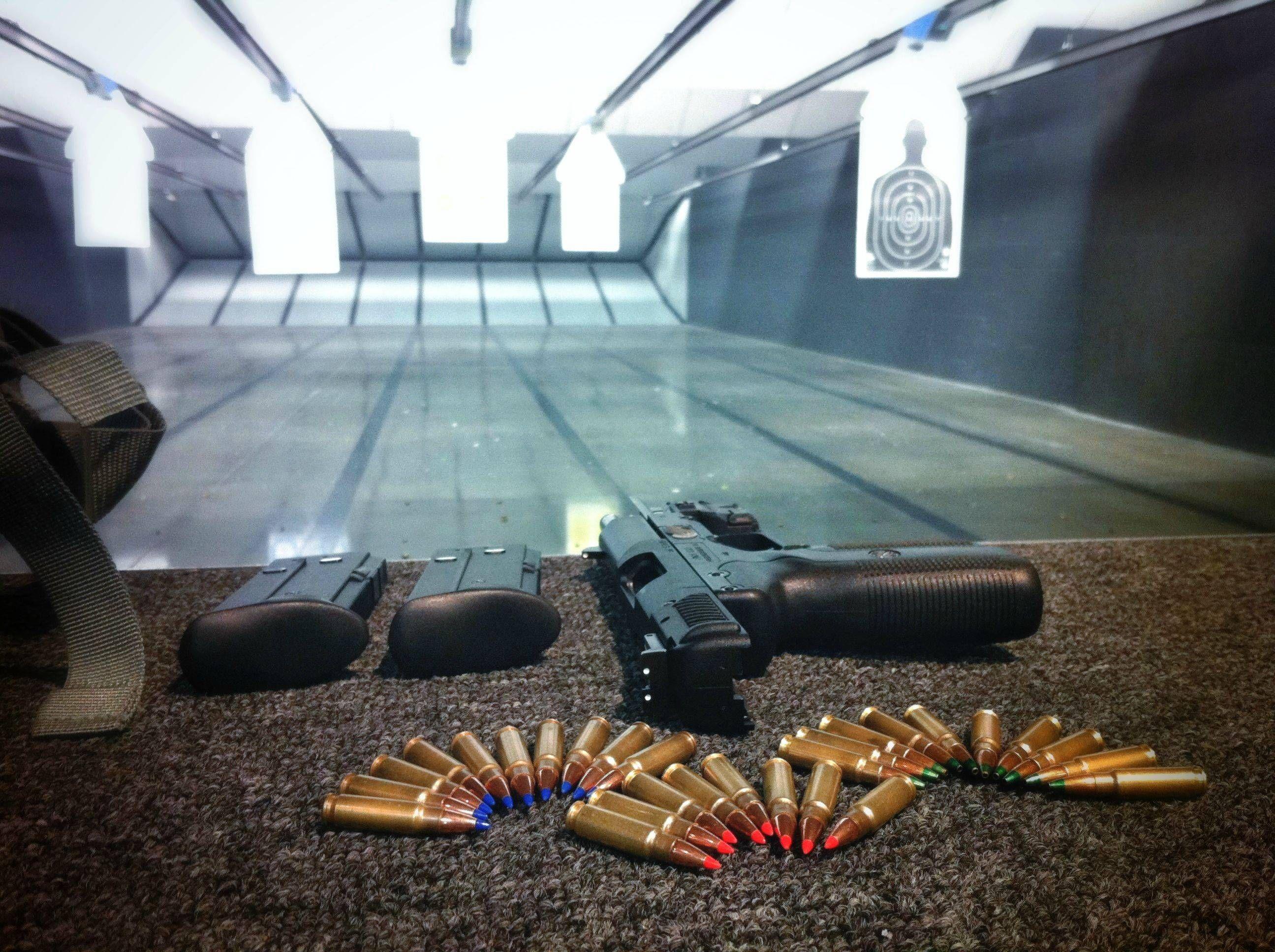 Fn Five Seven 5 7 Pistol Pistol Guns And Ammo Ammunition