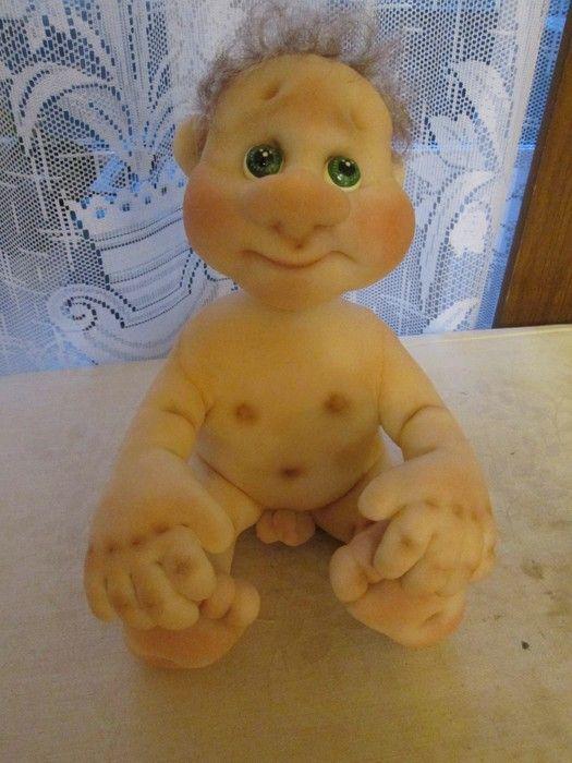 куклы из капрона мк для начинающих