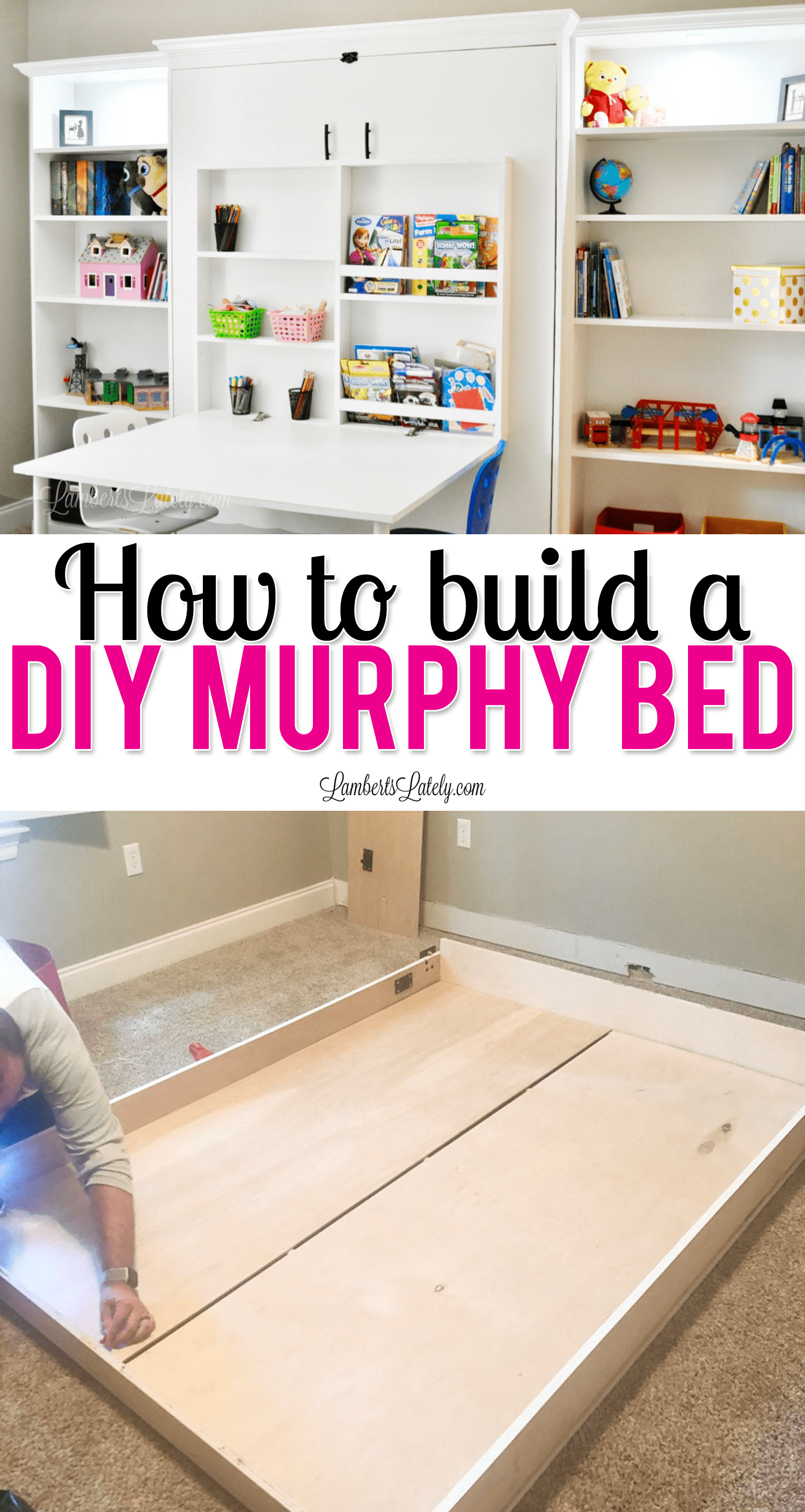Photo of How to Build a DIY Murphy Bed (Part 1)