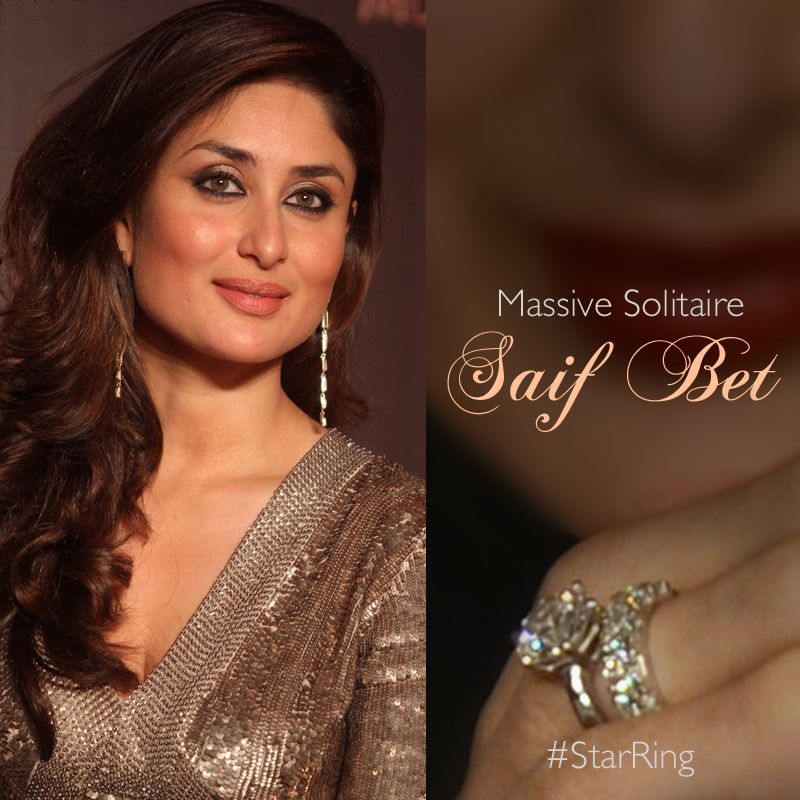 Starring Saif Ali Khan And Kareena Kapoor Khan Storyline Bollywood Diva Gifts Herself A 7 Carat Sp Indian Choker Necklace Kareena Kapoor Kareena Kapoor Khan