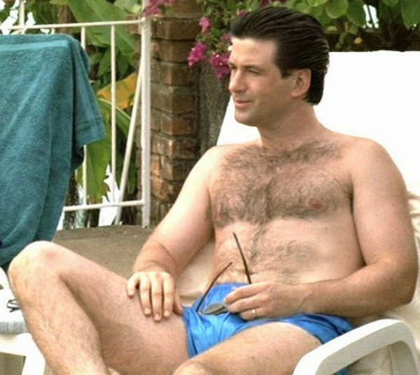 Alec baldwin nude think, what