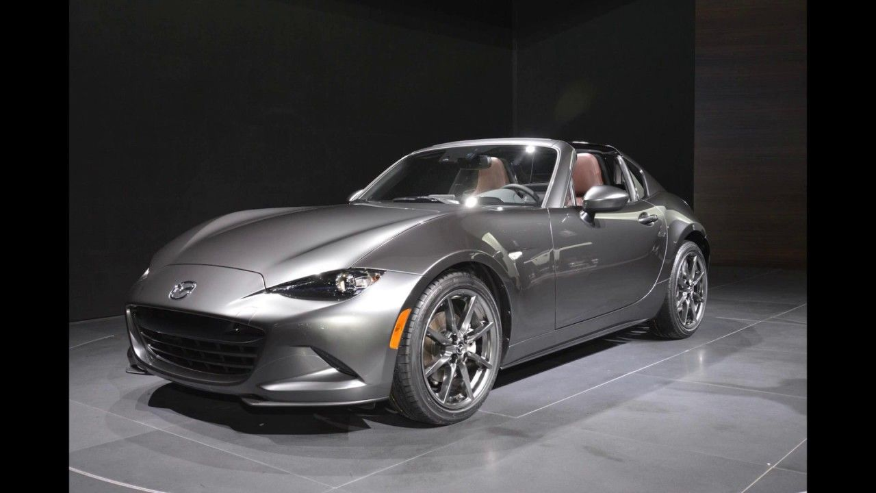 2020 Mazda Mx 5 Miata Rf Modern Convertible From Japan