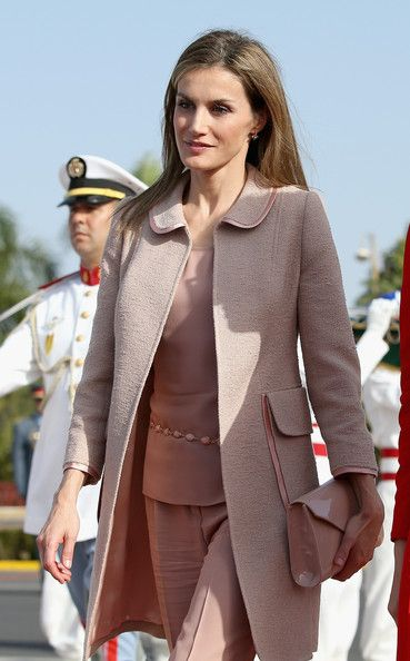 Queen Letizia of Spain Photos - Spanish Royals Visit Morocco: Day 2 - Zimbio