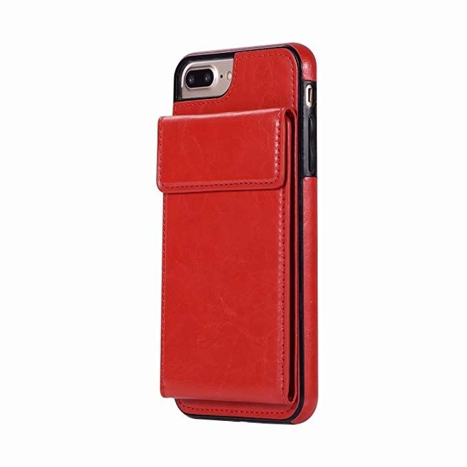 low priced bed07 41528 Amazon.com: Vintage Leather Case for iPhone 8 Plus Case,iPhone 7 ...