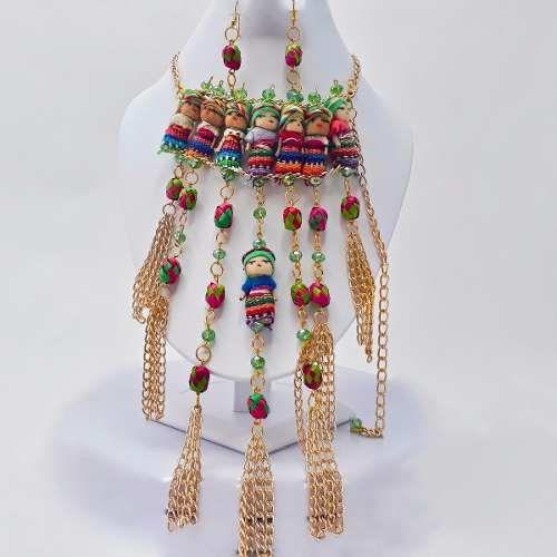 calidad confiable precio loco calidad primero Collares Artesanales Mexicanos | Mexican culture necklace ...