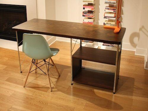 Diy Eames Desk