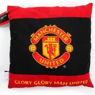ManU fanitavarat, ManU fanituotteet, ManU paita, ManU pyyhe, Manchester United koristetyyny Glory Glory Man United | Leikisti-verkkokauppa