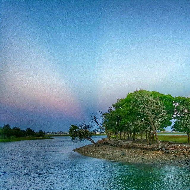 Pawleys Island Beach: Goat Island, In Murrells Inlet, South Carolina And A