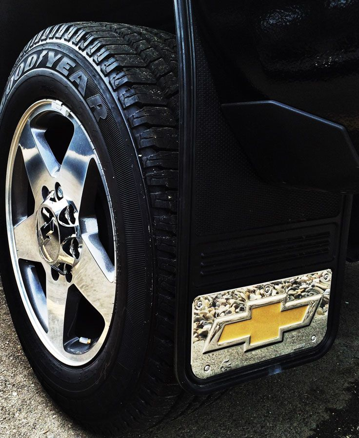 Pin On Awesome Chevy Mud Guards