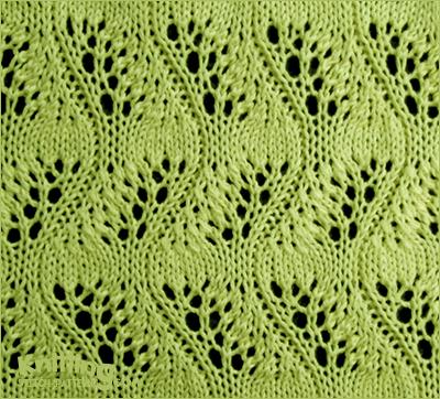 Knitting Stitches Knitting Lace Knitting Patterns Lace Knitting