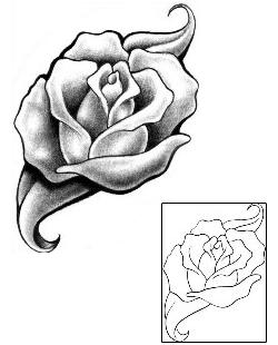 Show details for Rose Tattoo BTF-00064