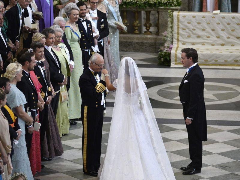 Casamento Princesa Madeleine e Chris O'Neill - 08 de Junho de 2013