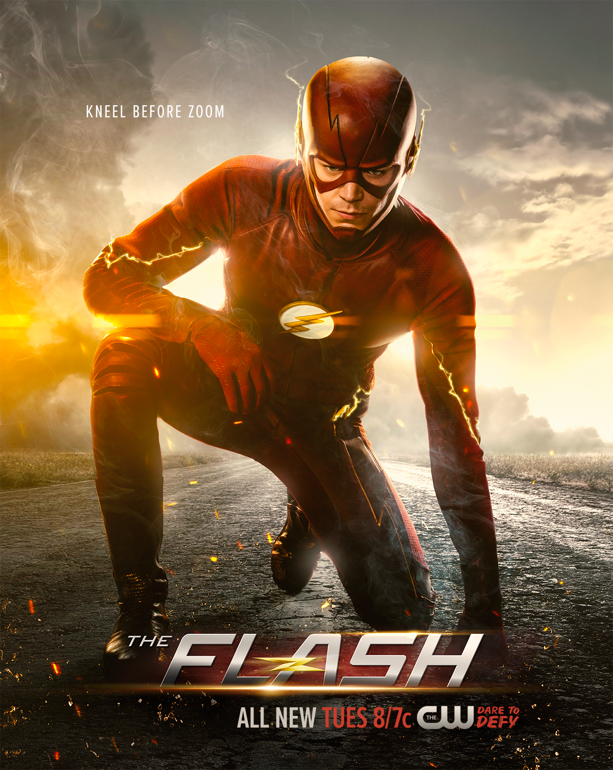 Watch The Flash Face Off Against Zoom In The Latest Episode For Free With The Cw App The Flash Season Supergirl And Flash The Flash Season 2