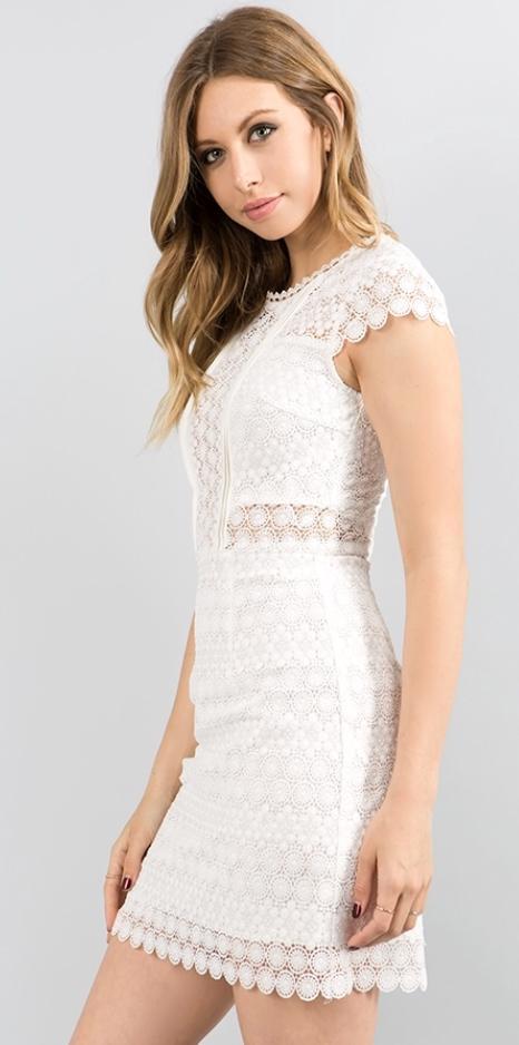 34++ Juniors white dress ideas