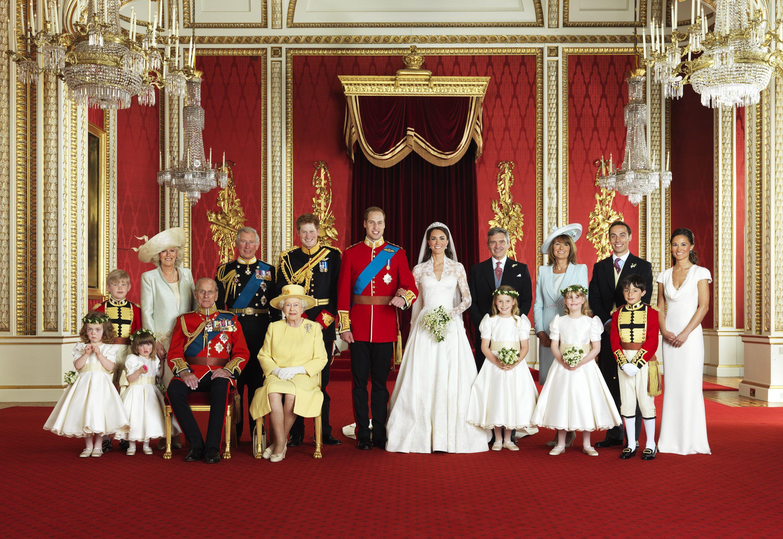 Kate and  Will's Royal Wedding | Royal wedding 2011, Kate middleton wedding, Royal  weddings Kate y William