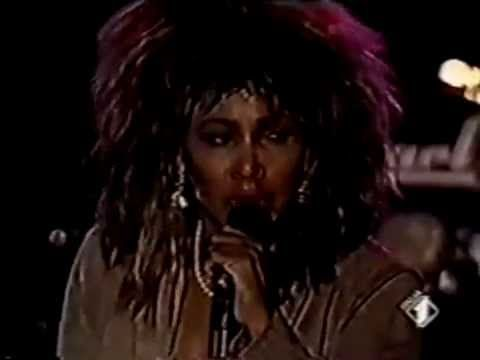 Tina Turner - Live in Verona [Full Concert 1987]