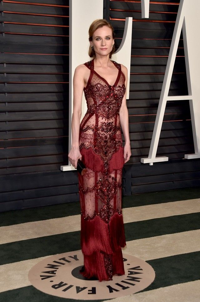 Every Oscars After-Party Dress You Need to See | Diane kruger ...