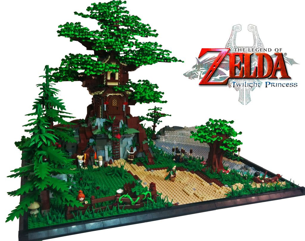 Zelda: Links Treehouse | by Faron*