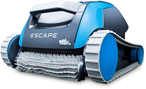 Dolphin Escape Robotic Above Ground Pool Cleaner Review Best
