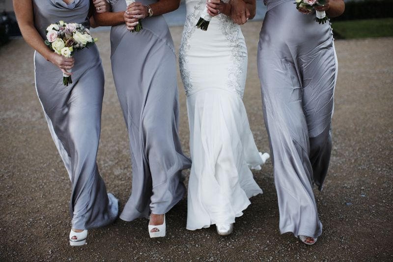 A Wintery Black Tie Wedding At Castlemartyr In Ireland With An