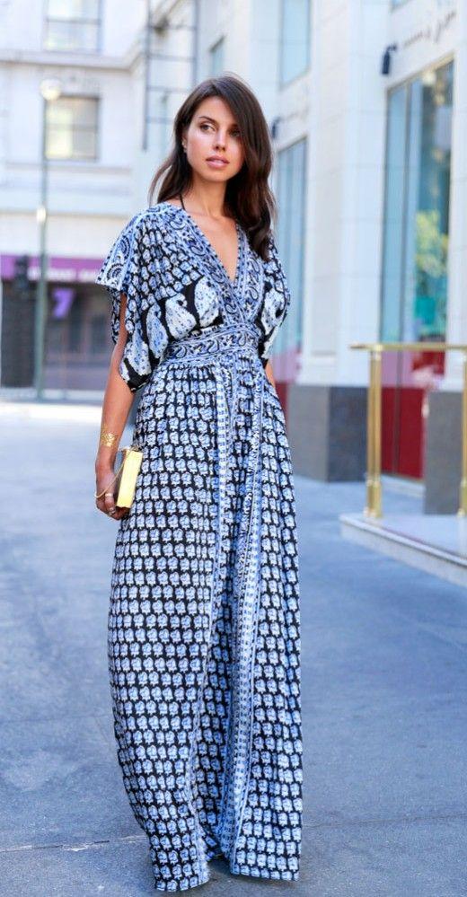 e7708bf53dd ... Maxi Dress This Summer. elegant caftan Mais