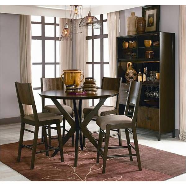 Kateri Counter Height Dining Group Legacy Star Furniture