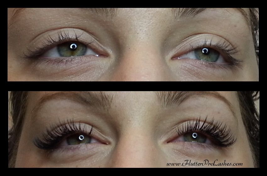 bf0c63e6e55 You can have luscious lashes like these! Xtreme Lashes Faux Mink by Sylvia  @ Flutter, Tacoma, WA