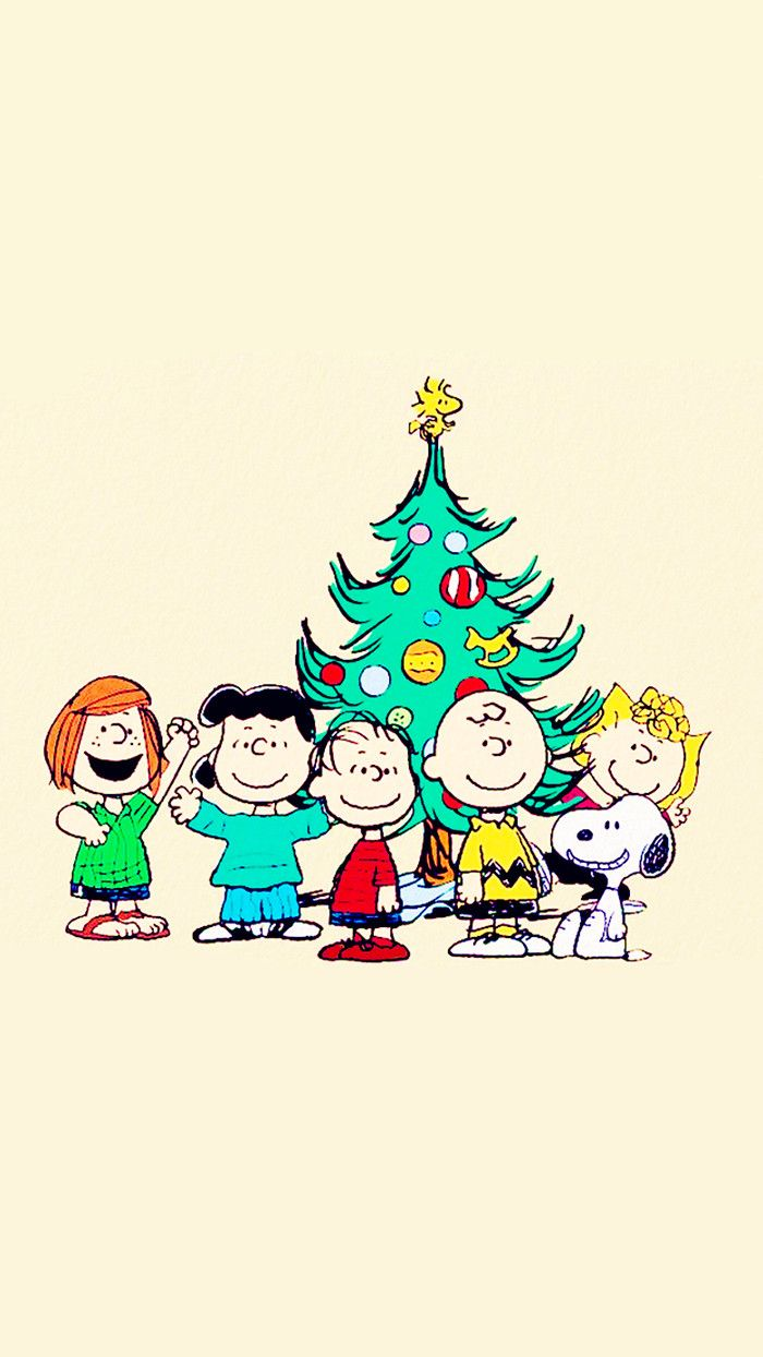 Iphone5 Iphone6 Iphone6 Plus Wallpaper Wechat 微信背景 壁纸 锁屏 待机 主题 桌面 可爱 史努比 Snoopy Peanuts Christmas Snoopy Charlie Brown Christmas