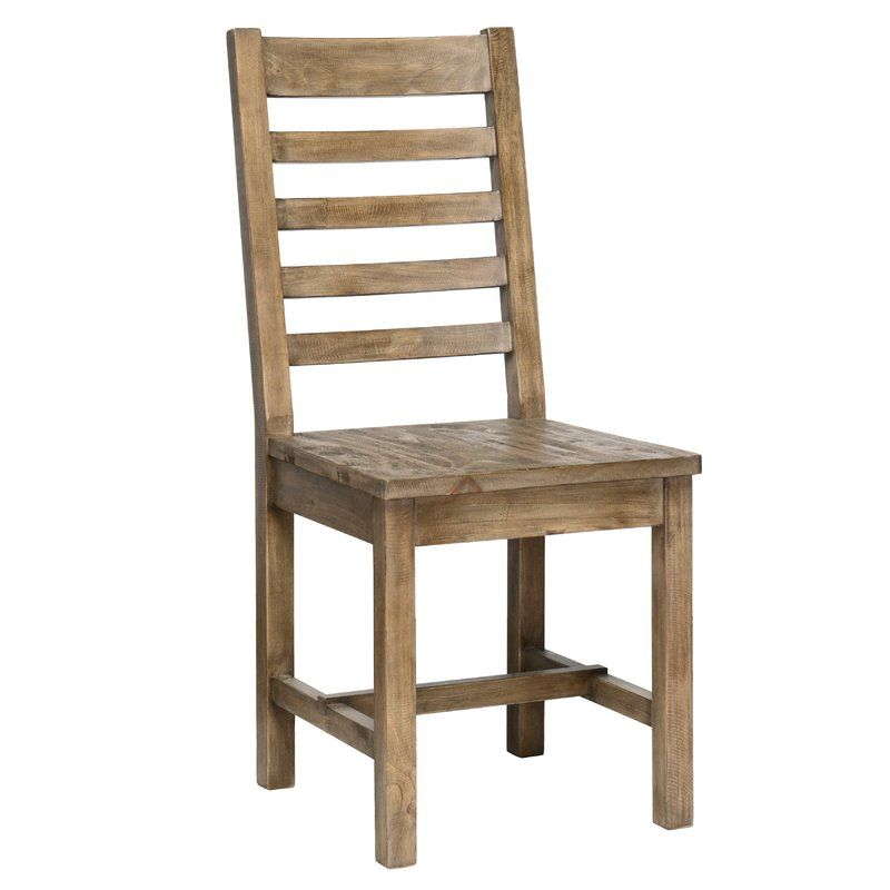 Gertrude Solid Wood Dining Chair Dining Chairs Pine Dining