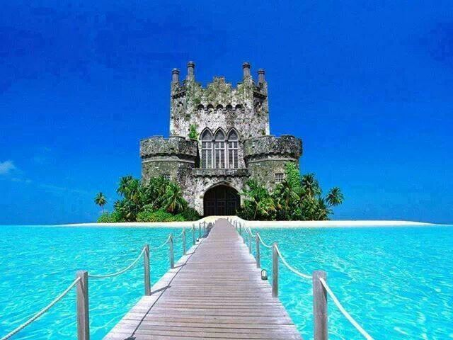 Amazing Places In The World Vacation Places