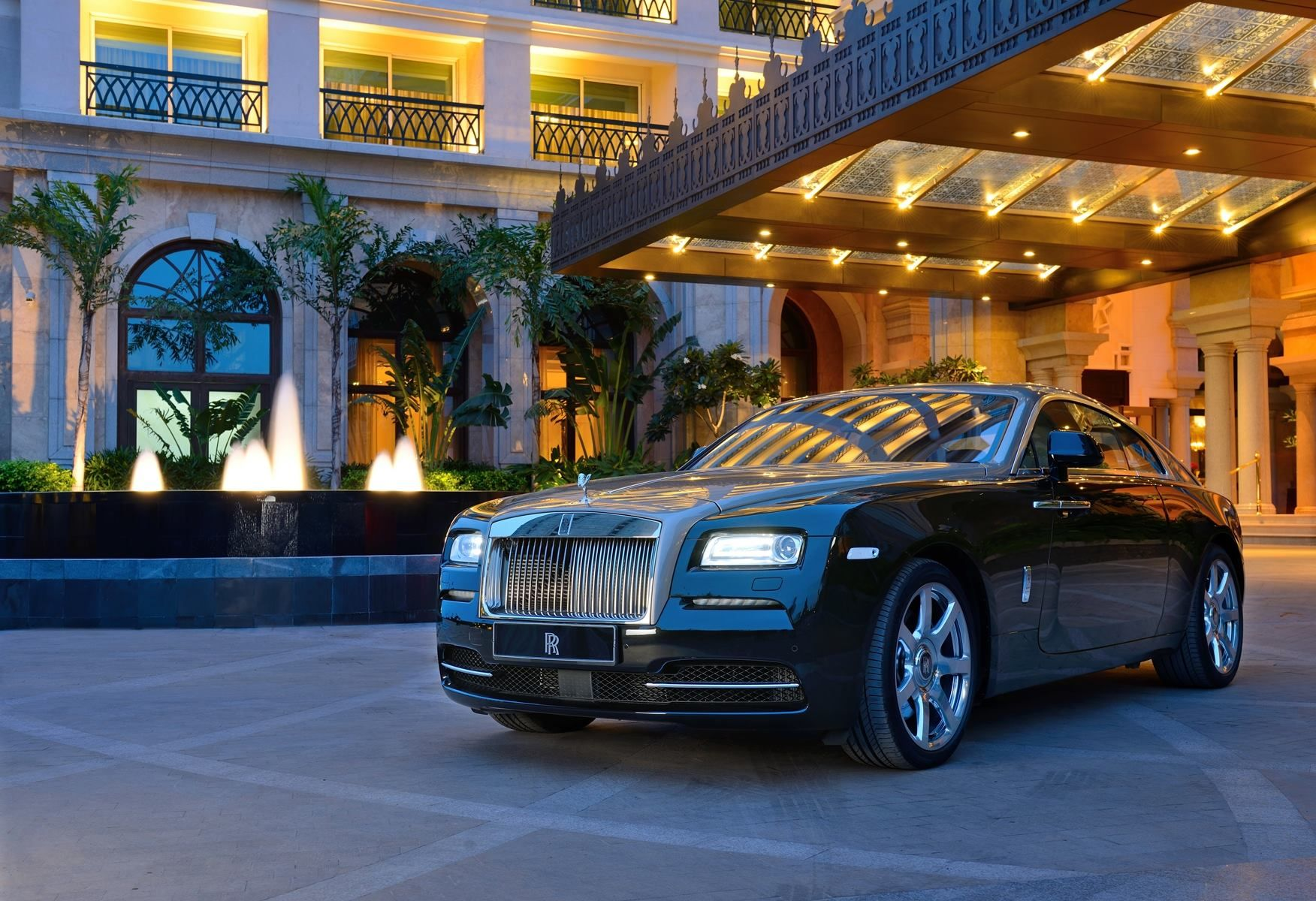 Rolls Royce India_ smart looking Rolls royce, Rolls