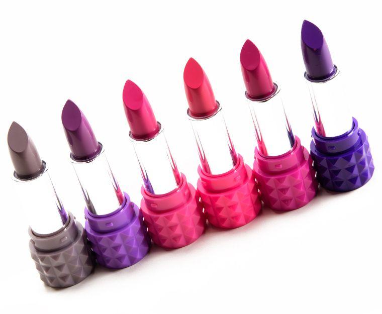 Kat Von D Rock Candy Studded Kiss Lipstick Set Review, Photos ...
