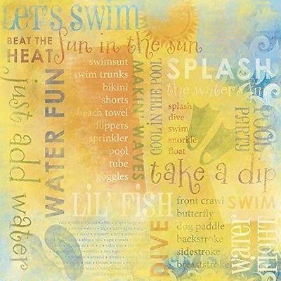 Other Paper Crafts 183243 (Water Fun) - Karen Foster 64277 30Cm X - ebay spreadsheet