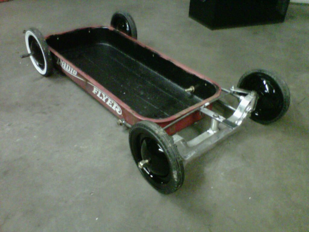 Custom Radio Flyer Wagon Pics And Ideas???   Page 15   THE H.A.M.B.