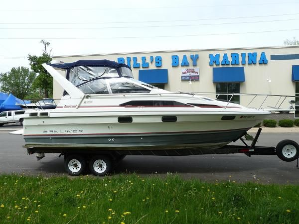 Check Out This 1990 Bayliner 2655 Ciera On Boattrader Com Boat Boats For Sale Used Boats