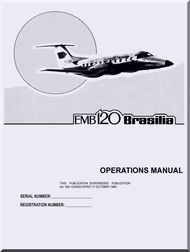 Embraer Emb Brasilia Aircraft Flight Operation Manual