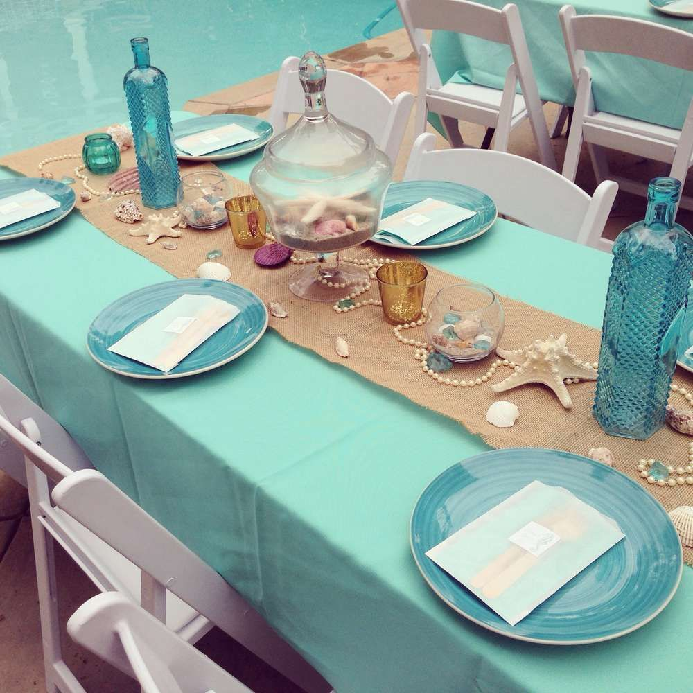Under the Sea Birthday Party Ideas | Photo 1 of 21 | Catch ...