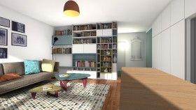 changer r ordonnancer une grande pi ce vivre c h a m b r e pinterest vivre pi ces. Black Bedroom Furniture Sets. Home Design Ideas