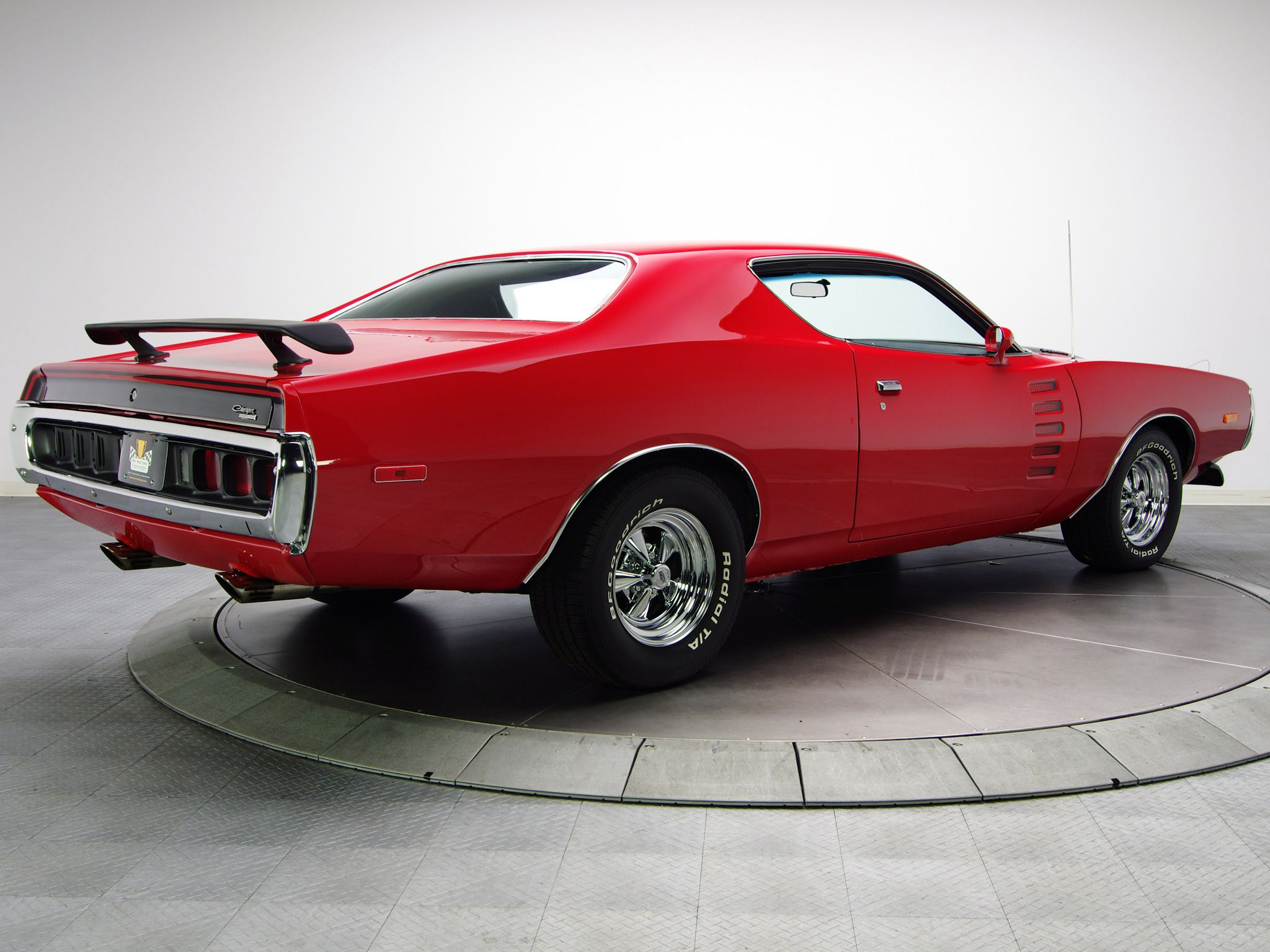 dodge charger rally 340 magnum 39 1972 retro muscle cars. Black Bedroom Furniture Sets. Home Design Ideas