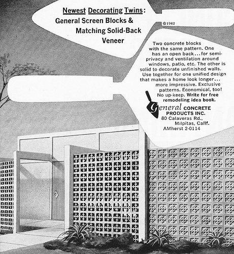 Perforated Screen Walls Concrete Blocks Concrete Screen Block