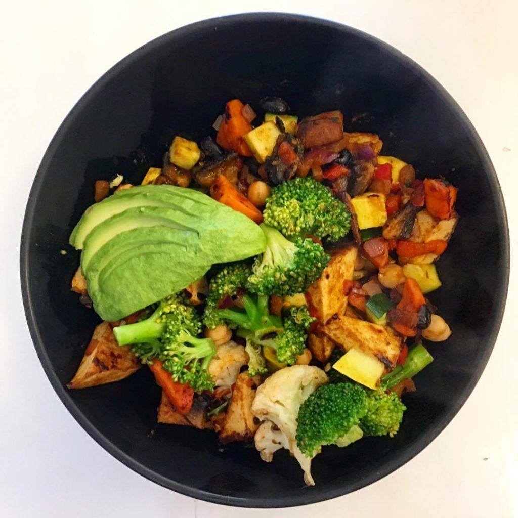 Protein House Healthy Vegan Dishes Healthy Vegan Vegas Food