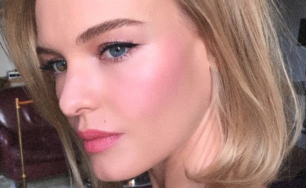Makeup Inspiration: Kate Bosworth by Hung Vanngo
