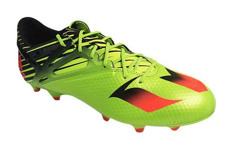 new product bc345 e21e8 adidas Messi 15.1 FG AG Junior Soccer Cleats