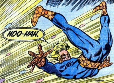 11+ Marvel speedball info