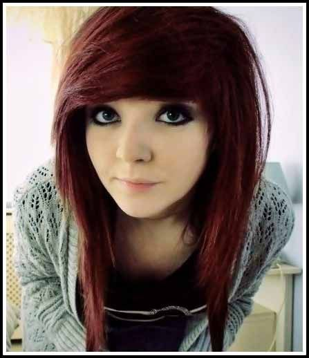 15 Cute Emo Hairstyles For Girls 2015 Best Emo Hairstyle Short Emo Hair Medium Hair Styles Hair Styles